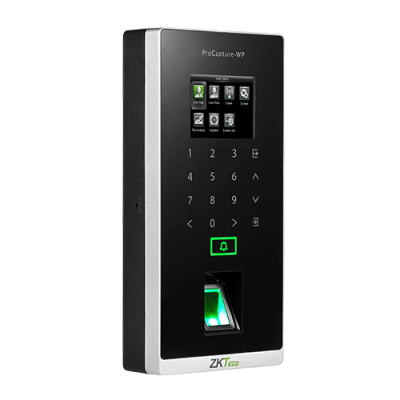 Access Control Green Label ProCapture-WP-Right