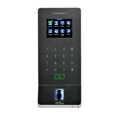 Access Control Green Label ZKTeco-ProCapture-X-Green-Label